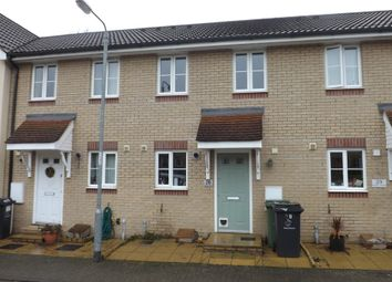 Thumbnail 2 bed property to rent in Coney Close, Thetford