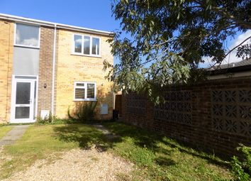 Thumbnail 2 bedroom end terrace house for sale in Pondhead Close, Holbury