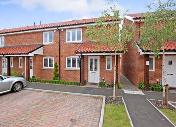 Thumbnail 3 bedroom end terrace house for sale in Waterside Drive, Ditchingham, Bungay