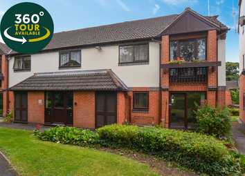 Thumbnail 2 bed flat for sale in Byron Court, Fleckney, Leicester