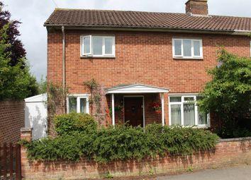 Thumbnail 3 bed semi-detached house for sale in Lambrok Close, Trowbridge