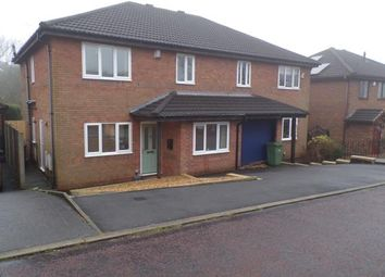 Thumbnail 3 bed semi-detached house for sale in Eller Brook Close, Heath Charnock, Chorley, Lancashire