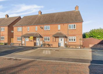 Thumbnail 3 bed terraced house for sale in Neville Day Close, Easton On The Hill, Stamford