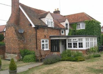 Thumbnail 3 bed cottage to rent in Queen Street, Dorchester-On-Thames, Wallingford