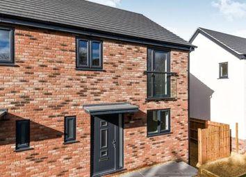 Thumbnail 3 bed semi-detached house for sale in West Lynn, King's Lynn, Norfolk