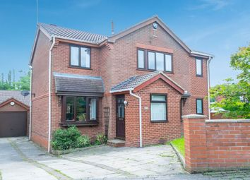 Thumbnail 4 bed detached house for sale in King George Croft, Morley
