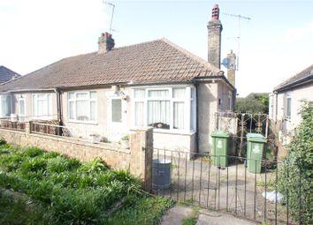 Thumbnail 2 bedroom bungalow for sale in Parkside Road, Belvedere, Kent