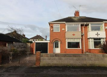 Thumbnail 3 bed semi-detached house for sale in Heath Place, May Bank, Newcastle-Under-Lyme