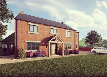 Thumbnail 4 bed detached house for sale in Longford, Ashbourne, Derbyshire