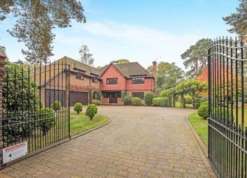 Thumbnail 5 Bed Detached House For Sale In Pyrford Surrey