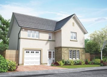 Thumbnail 4 bedroom detached house for sale in Off Penicuik Road Roslin, Midlothian