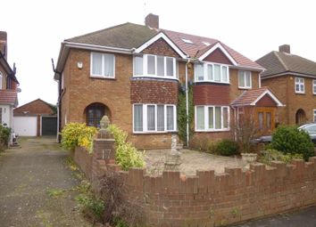 Thumbnail 3 bed semi-detached house for sale in Victoria Lane, Harlington, Hayes