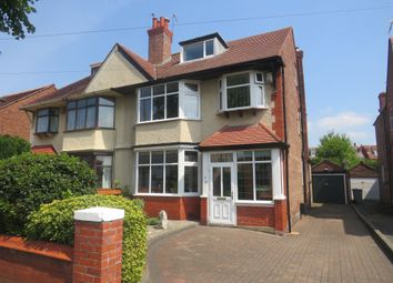 Thumbnail 4 bed semi-detached house for sale in Rolleston Drive, Wallasey