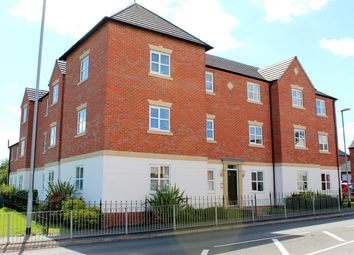 Thumbnail 2 bed flat to rent in Lowes Drive, Tamworth
