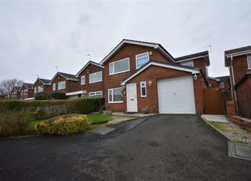 Thumbnail 5 bed detached house for sale in Larchwood, Firwood Park, Chadderton