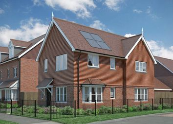 "Thumbnail 3 bed property for sale in ""The Mickleham"" at Reigate Road, Hookwood, Horley"
