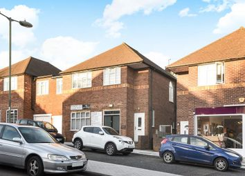 Thumbnail 3 bed flat for sale in Southover, Woodside Park, London