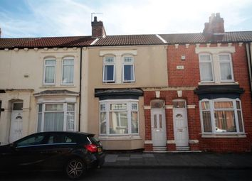 Thumbnail 4 bed terraced house for sale in Abingdon Road, Middlesbrough