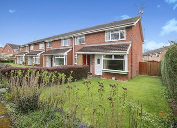 Thumbnail 2 bed semi-detached house for sale in Lowry Close, Perton, Wolverhampton, West Midlands