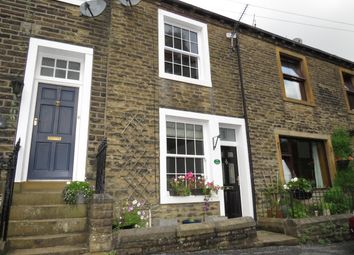 Thumbnail 1 bed cottage to rent in Luddenden, Halifax