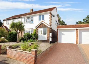 4 bed semi-detached house for sale in Wilderness Road, Frimley, Camberley GU16
