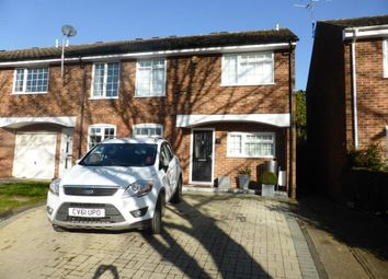 Thumbnail 3 bed end terrace house to rent in Malvern Road, Farnborough