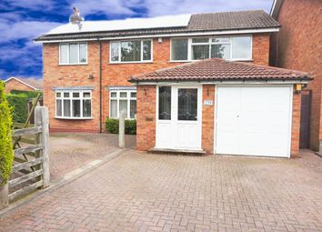 Thumbnail 5 bed detached house for sale in Alcester Road, Hollywood, Birmingham