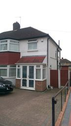 Thumbnail 4 bedroom terraced house for sale in Cheriton Avenue, Ilford