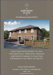 Thumbnail 3 bed flat for sale in Hawtrees, Radlett