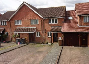 Thumbnail 2 bedroom terraced house for sale in Cabot Close, Chells, Stevenage, Herts