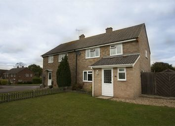 Thumbnail 3 bedroom semi-detached house for sale in Castle Rise, North Warnborough, Hook