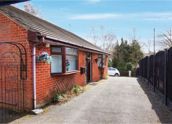 Thumbnail 2 bed detached bungalow for sale in Hawarden Road, Caergwrle, Wrexham