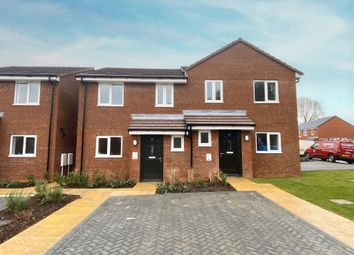 Thumbnail 3 bedroom town house for sale in The Riddings, Riddings, Alfreton