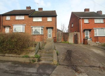 Thumbnail 3 bed semi-detached house for sale in Montgomery Avenue, Chatham, Kent