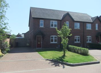 Thumbnail 2 bed end terrace house for sale in Farrell Court, Summerpark, Dumfries