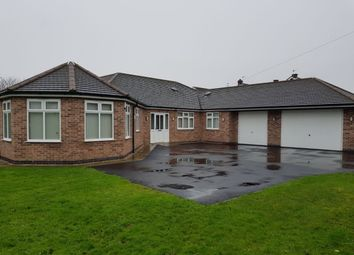 Thumbnail 5 bed bungalow to rent in Portland Road, Toton, Beeston, Nottingham