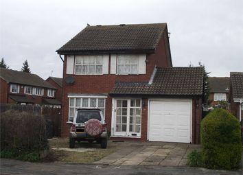 Thumbnail 3 bedroom detached house for sale in Bramblewoods, Shard End, Birmingham