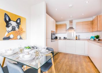 Thumbnail 1 bed flat for sale in Sackett Road, Barking
