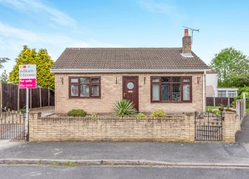 Thumbnail 3 bed detached bungalow for sale in Mayfair Close, Harworth, Doncaster