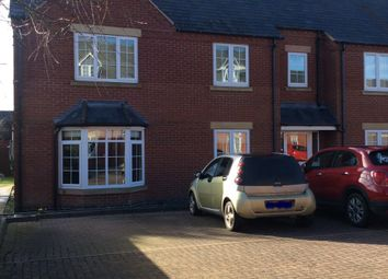 Thumbnail 2 bed flat to rent in Evesham Road, Stratford Upon Avon