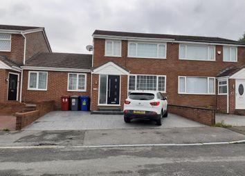 4 bed semi-detached house for sale in Rhodes Avenue, Blackburn BB1