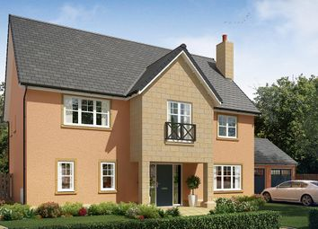 "Thumbnail 5 bedroom detached house for sale in ""The Hexham"" at Vert Court, Haldane Avenue, Haddington"