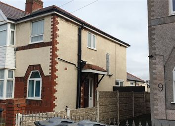 Thumbnail 1 bed flat to rent in Oxford Road, Thornton-Cleveleys, Lancashire