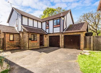 4 bed detached house for sale in Hitherwood Close, Waterlooville PO7