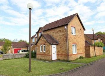 Thumbnail 3 bed detached house to rent in Treborough, Furzton, Milton Keynes