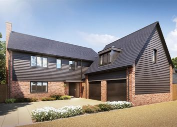 Thumbnail 5 bed detached house for sale in Plot 4, Orwell Gardens, Sutton Courtenay