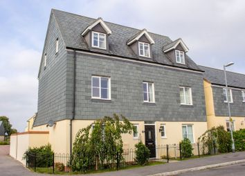 Thumbnail 5 bed property for sale in The Hurlings, St. Columb