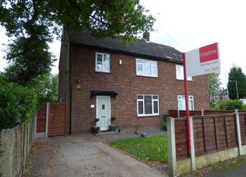 Thumbnail 3 bed semi-detached house for sale in Newall Road, Wythenshawe, Manchester