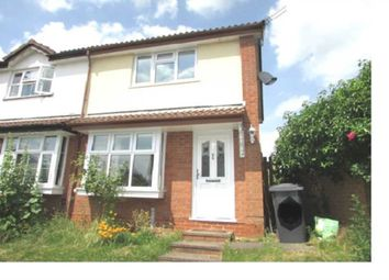 Thumbnail 2 bedroom end terrace house to rent in Sawtry Way, Borehamwood