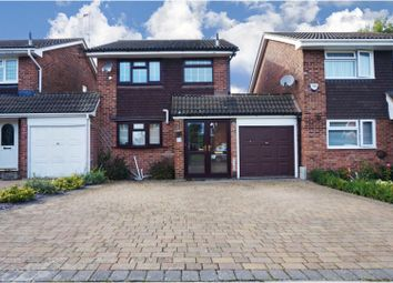 Thumbnail 3 bed link-detached house for sale in Aintree Road, Chatham